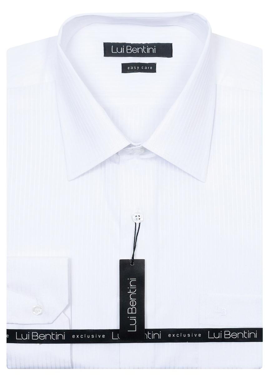 Pánská košile Lui Bentini LD156, dlouhý rukáv