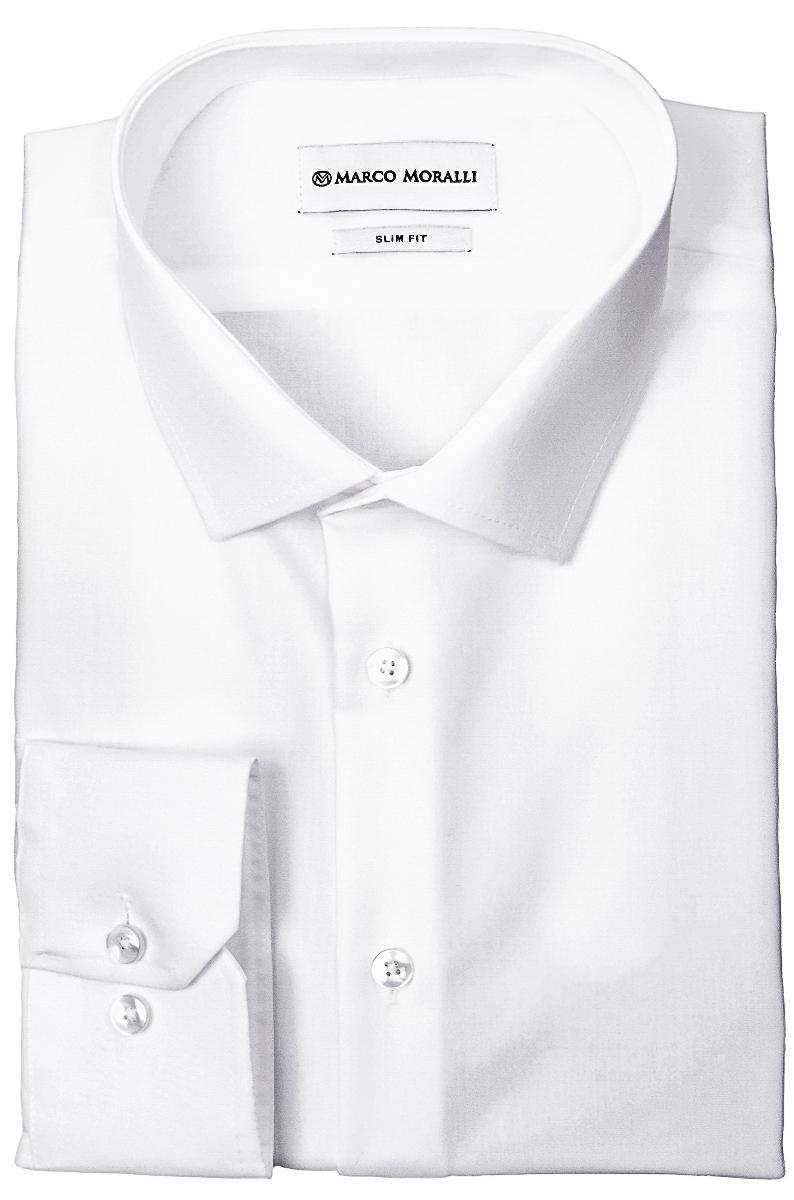 Pánská nežehlivá (NON-IRON) košile MARCO MORALLI NI1 bavlněná 3fb1ba80d7