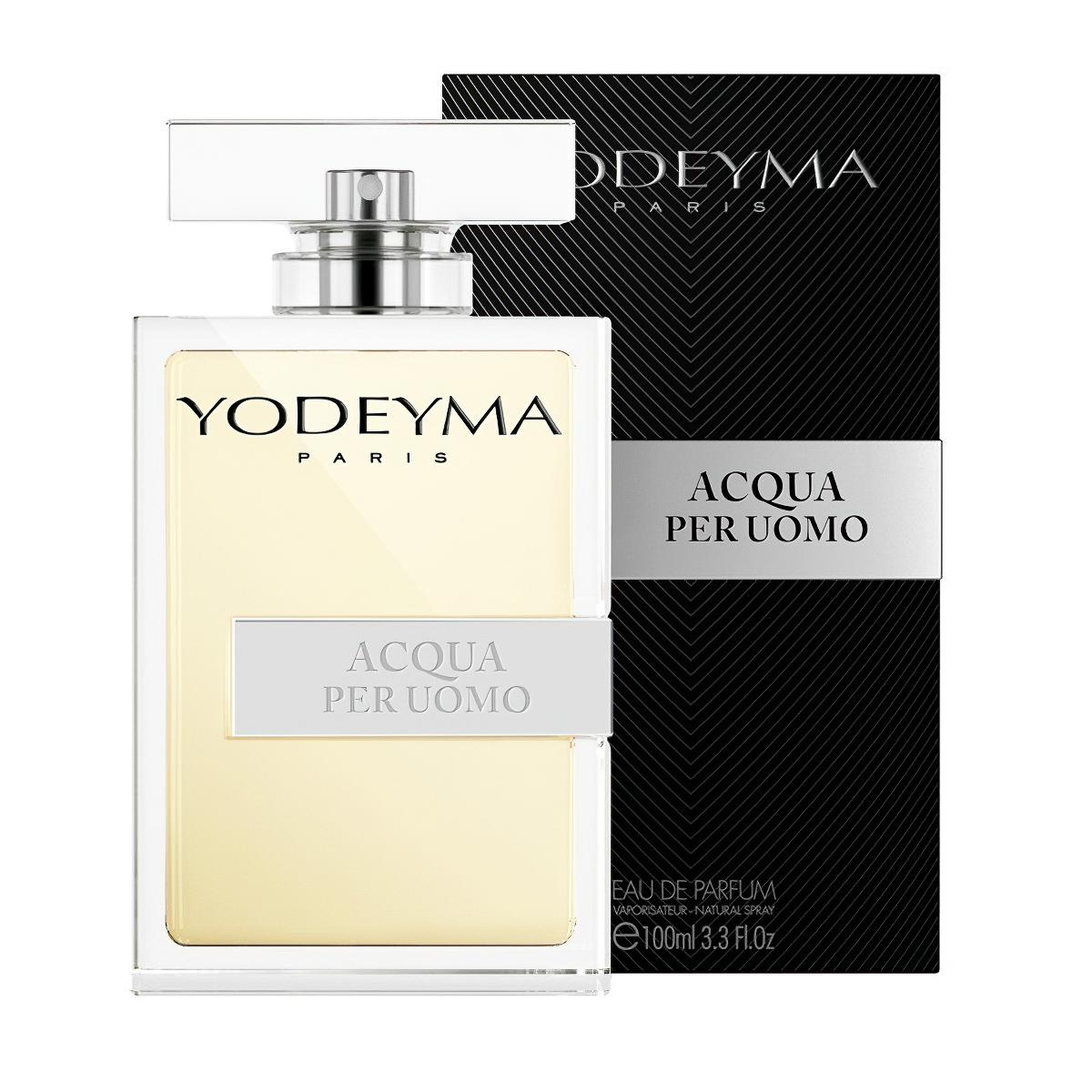 Pánský parfém ACQUA PER UOMO Eau de Parfum, chyprová - svěží, 100ml